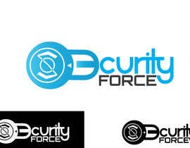 #399 para Logo Design for Security Force de cyb3rdejavu
