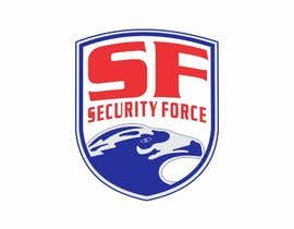 #127 para Logo Design for Security Force de dgrgoutam