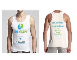 yassara1 tarafından Design  Branding For A Running Vest için no 6