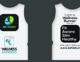 hzstrooper tarafından Design  Branding For A Running Vest için no 3