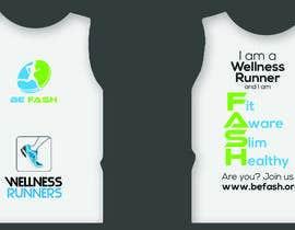 hzstrooper tarafından Design  Branding For A Running Vest için no 4