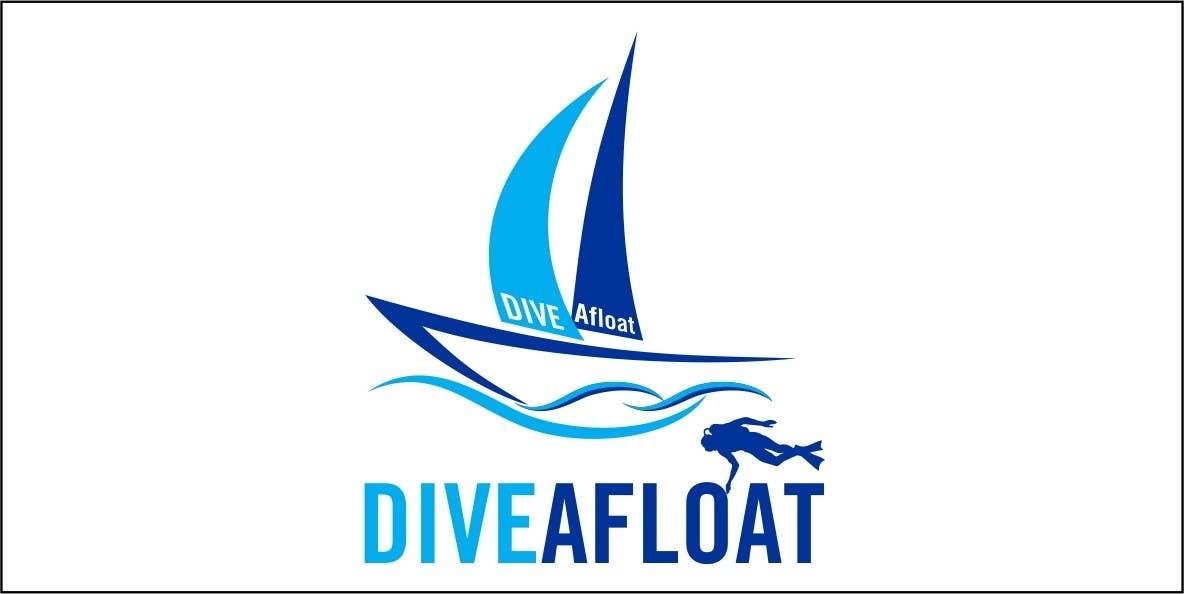 Bài tham dự cuộc thi #                                        54                                      cho                                         Logo Design for Diveafloat.