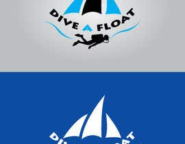 nº 42 pour Logo Design for Diveafloat. par armando1976