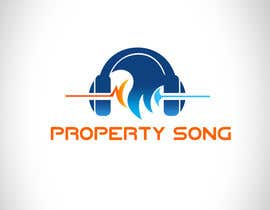 #96 for Logo Design for PropertySong.com or MyPropertySong.com by twindesigner