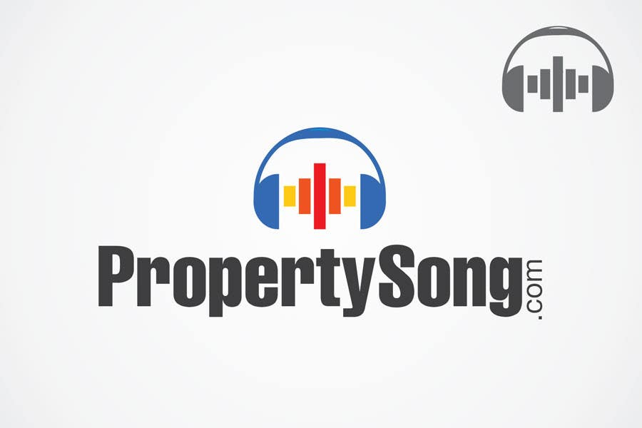 Конкурсная заявка №381 для Logo Design for PropertySong.com or MyPropertySong.com