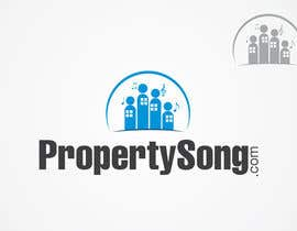 #376 for Logo Design for PropertySong.com or MyPropertySong.com af ulogo