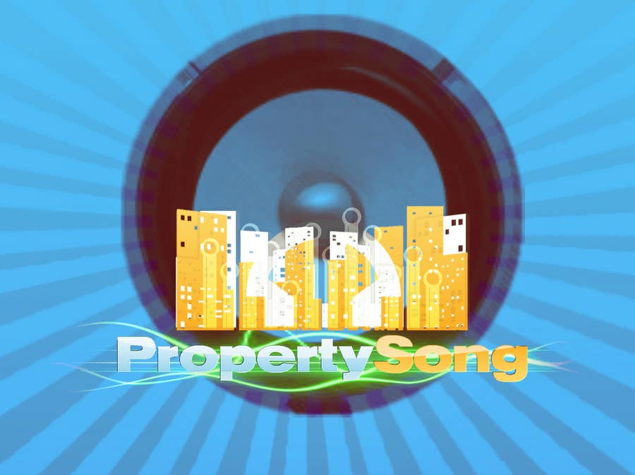 Конкурсная заявка №403 для Logo Design for PropertySong.com or MyPropertySong.com