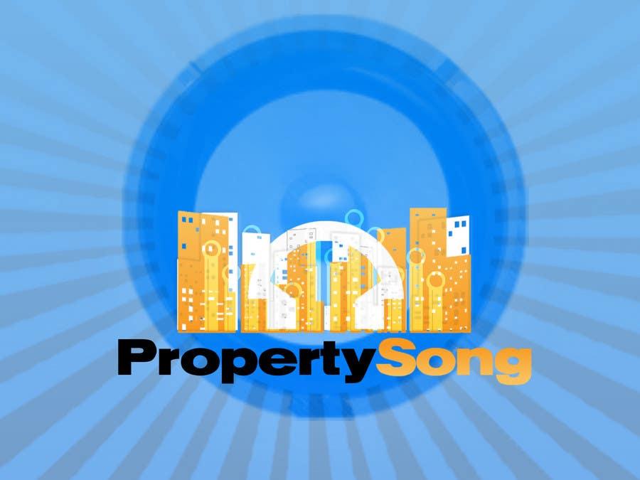 Конкурсная заявка №344 для Logo Design for PropertySong.com or MyPropertySong.com