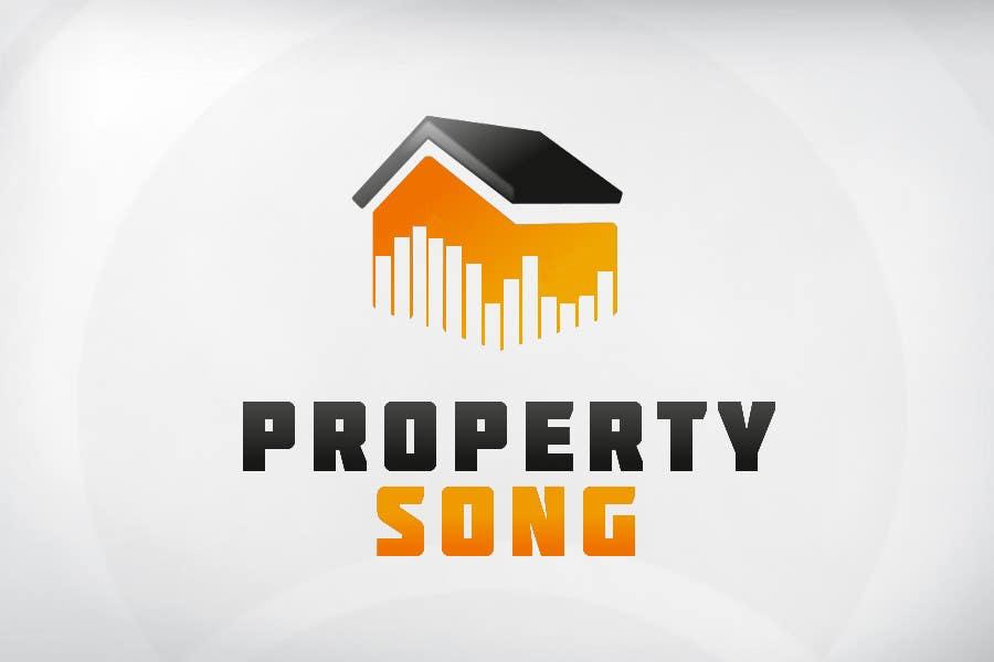 Contest Entry #                                        414                                      for                                         Logo Design for PropertySong.com or MyPropertySong.com