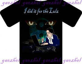 #29 for Design a geek style T-shirt af gaezhel