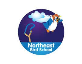 nº 15 pour Logo Design for Northeast Bird School par raffyph1