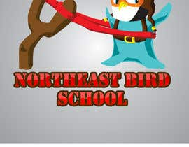 #37 for Logo Design for Northeast Bird School by Oniria