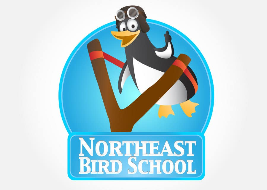Inscrição nº                                         30                                      do Concurso para                                         Logo Design for Northeast Bird School