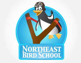 nº 30 pour Logo Design for Northeast Bird School par shaungonzalez