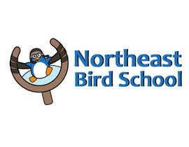 #3 for Logo Design for Northeast Bird School af zhu2hui