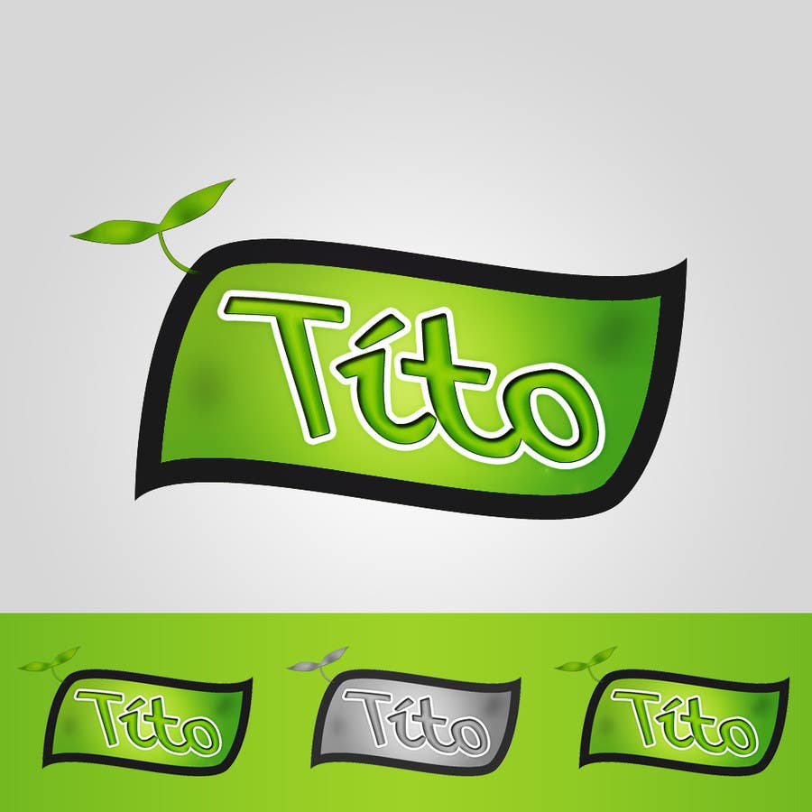 #94 for Design a Logo for a new Brand: tito by Steph900