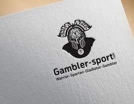 #108 for Logo design Warrior-Spartan-Gladiator-Gambler by Logoexpert1986