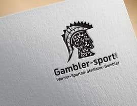 #109 for Logo design Warrior-Spartan-Gladiator-Gambler by Logoexpert1986