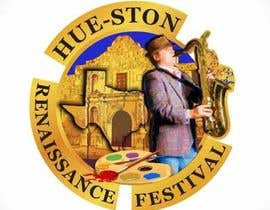 #2 for Design a Logo for The HUE-STON RENAISSANCE FESTIVAL af Fernandes1119