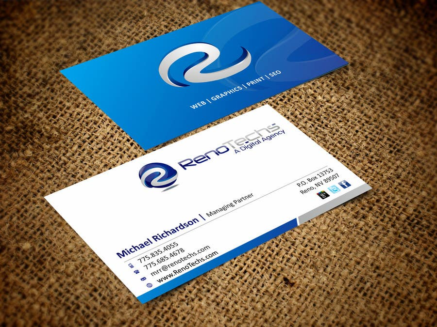 Bài tham dự cuộc thi #                                        20                                      cho                                         Design some Business Cards for BUSINESS CARD FOR NEW ONLINE MARKETING AGENCY