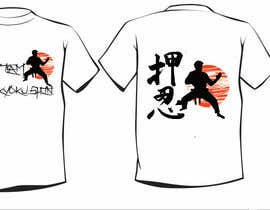 #74 for Design a T-Shirt for karate organization by joycepereira