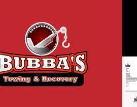 #3 para Towing Company Logo - BUBBA'S TOWING por ctate