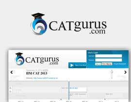 #45 for Design a Logo for Catgurus.com by arkon83