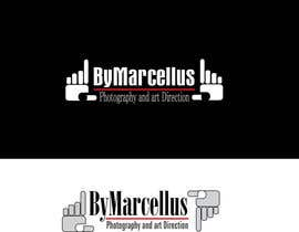 nº 47 pour design a logo for ByMarcellus photography and art direction par Debasish5555