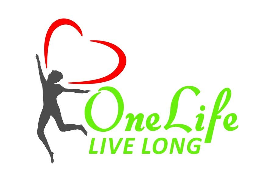 Contest Entry #14 for Design a Logo for a custom supplement brand: OneLife Supplements- TagLine Live Long