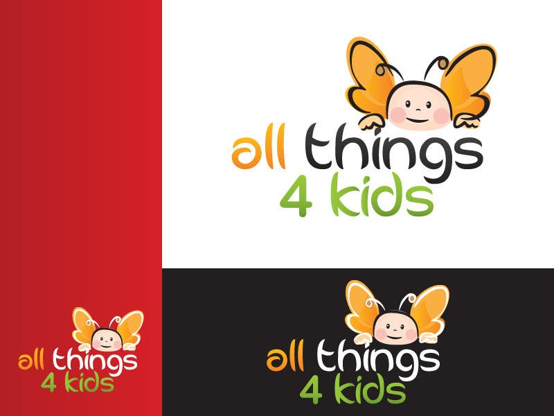 #21 for Design a Logo for Children products by antoaneta2003