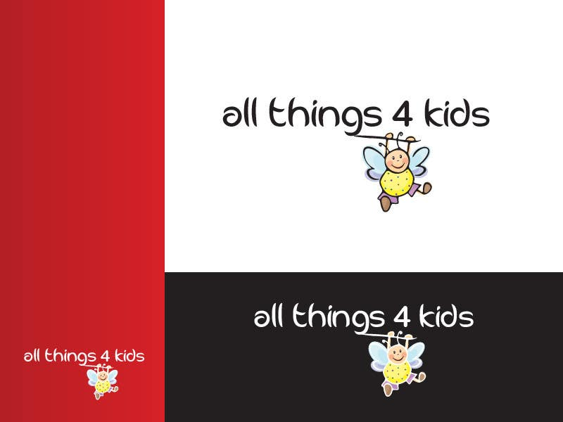 #22 for Design a Logo for Children products by antoaneta2003