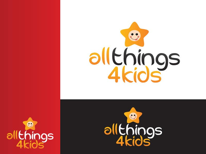 #27 for Design a Logo for Children products by antoaneta2003