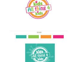 #43 para Design a Logo for Children products por basemamer
