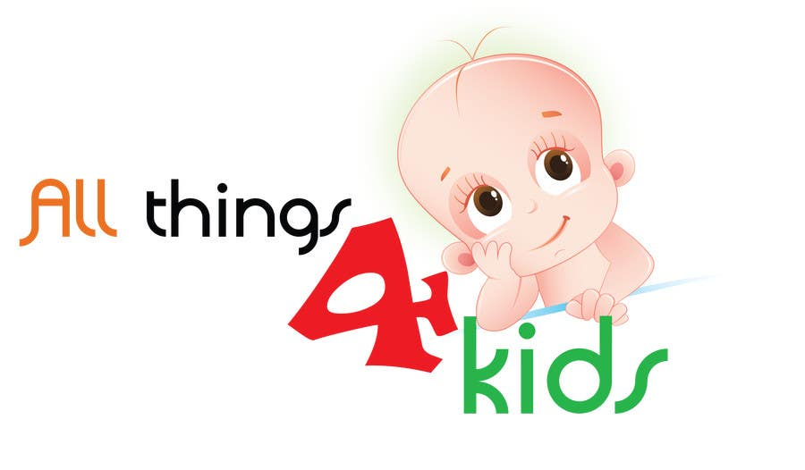 #45 for Design a Logo for Children products by freziashop