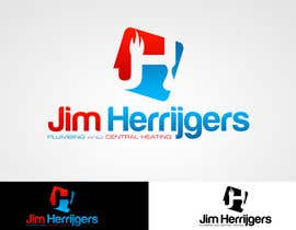 #66 for Logo Design for Jim Herrijgers af MladenDjukic