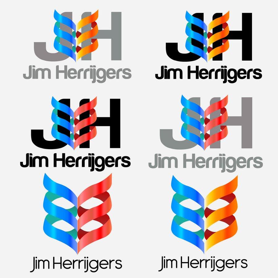 Конкурсная заявка №224 для Logo Design for Jim Herrijgers