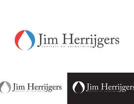 #122 para Logo Design for Jim Herrijgers por aftermyhands