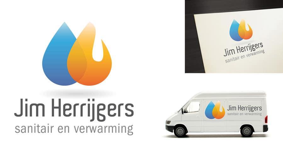 """Intrarea #43 pentru concursul """"Logo Design for Jim Herrijgers"""""""