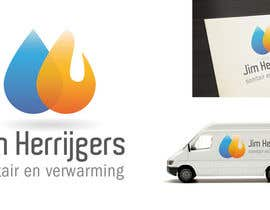 #43 para Logo Design for Jim Herrijgers de hoch2wo