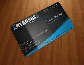 #12 para Design some Business Cards for Mykonos Greek Restaurant por inangmesraent