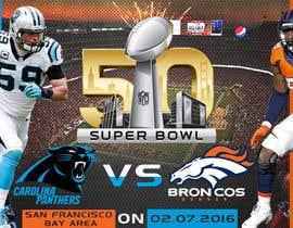 #15 for Design a Banner for Superbowl 50 by freelancerdez