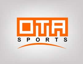 #265 for Logo Design for Ota Sports by elgopi