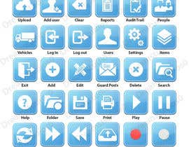 dreamstudios0 tarafından Design Icons For Desktop Application için no 2