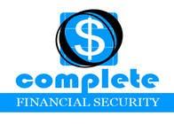 Graphic Design Kilpailutyö #401 kilpailuun Logo Design for Complete Financial Security