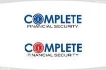 Graphic Design Kilpailutyö #548 kilpailuun Logo Design for Complete Financial Security