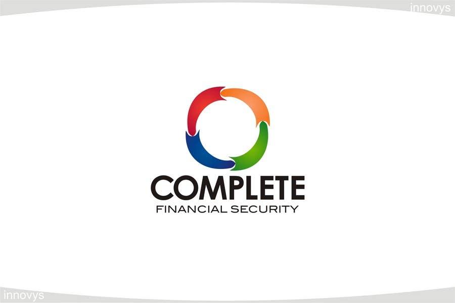 Kilpailutyö #539 kilpailussa Logo Design for Complete Financial Security