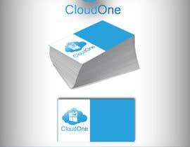 #124 for We need a logo design for our new company, Cloud One. by marisjoe