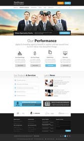 #10 for Design a Microsite by osdesigns