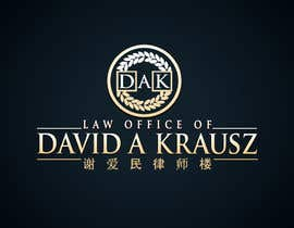 #117 para Design a Logo for a Law Firm Corporation Branding por catalinorzan