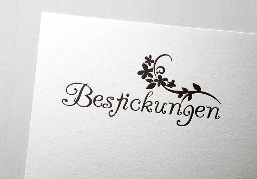 Penyertaan Peraduan #137 untuk Logo for an embroidery company